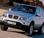 X5 I (E53) (2000-2003) Кроссовер