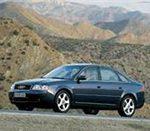 A6 II (4B,C5) (1997-2004) Седан