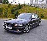 7er (E38) (1994-2001) Седан