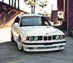 5er (E34) (1988-1995) Седан