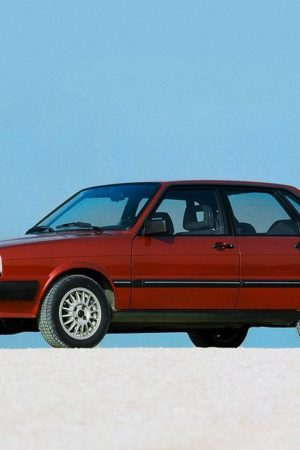 80 III (В3) Седан (1986-1991)