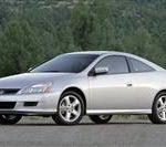 Accord VII (2002-2006) Купе