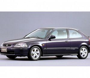 Civic  VI хэтчбек(1995-2001) 3D