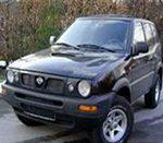 Terrano II Внедорожник (1996-2000)левый руль