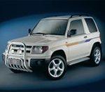 Pajero III Внедорожник (1999-2006) 3D