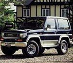 Land Cruiser Prado 70 Внедорожник  (1987-1993) 5d