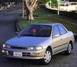 Carina E (AT190) Седан (1992-1996)