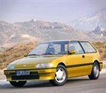 Civic IV (1987-1991) Хэтчбек 3D