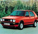 Golf II Хетчбэк (1983-1992) 5D