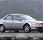 Accord VI (1998-2002) Седан правый руль