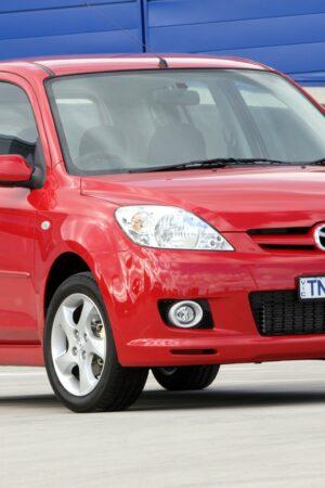 Demio II (2002-2007)