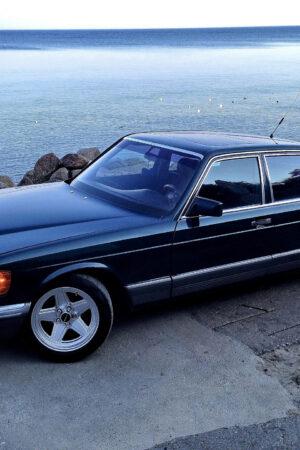 S-klasse Седан (W126) (1985)