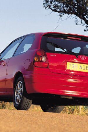 Corolla VII  (1999-2001) 3D